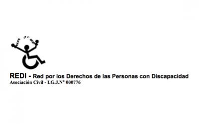RED POR LOS DERECHOS DE LAS PERSONAS CON DISCAPACIDAD (REDI)