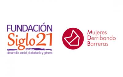 FUNDACIÓN SIGLO 21 – MUJERES DERRIBANDO BARRERAS (MUDEBA)